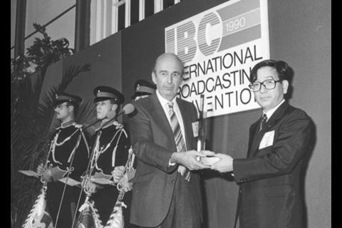 1990 ibc awards